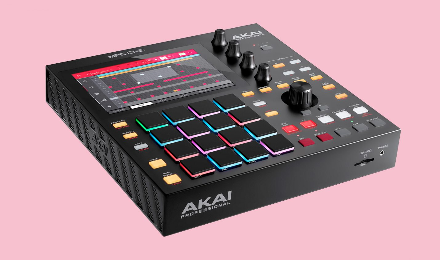 Akai Professional zeigt MPC One - DJ LAB