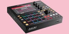 Akai Professional zeigt MPC One