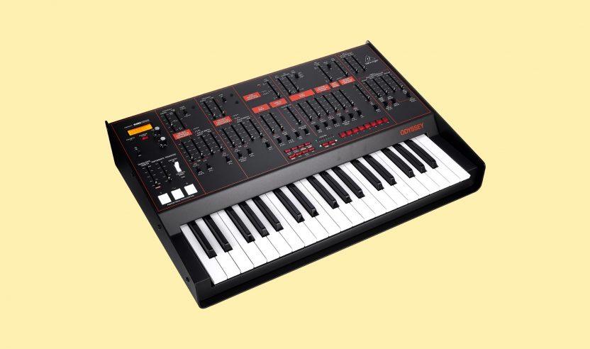 Test: Behringer Odyssey / Duophoner Analog-Synthesizer