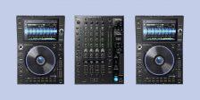 Denon DJ präsentiert SC6000, SC6000M Prime und X1850 Mixer