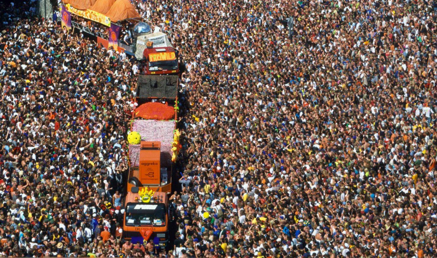 """Kommentar: Brauchen wir eine neue """"Loveparade""""? - DJ LAB"""
