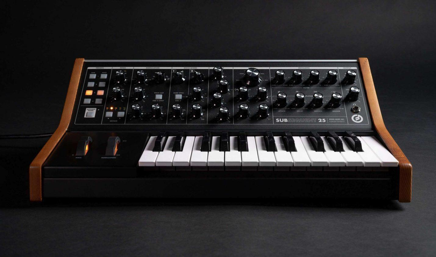NAMM 2020: Moog bringt kleineren Subsequent heraus - DJ LAB