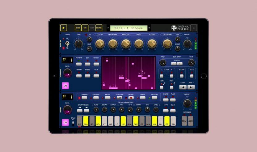 Test: JimAudio – Pure Acid (iOS)