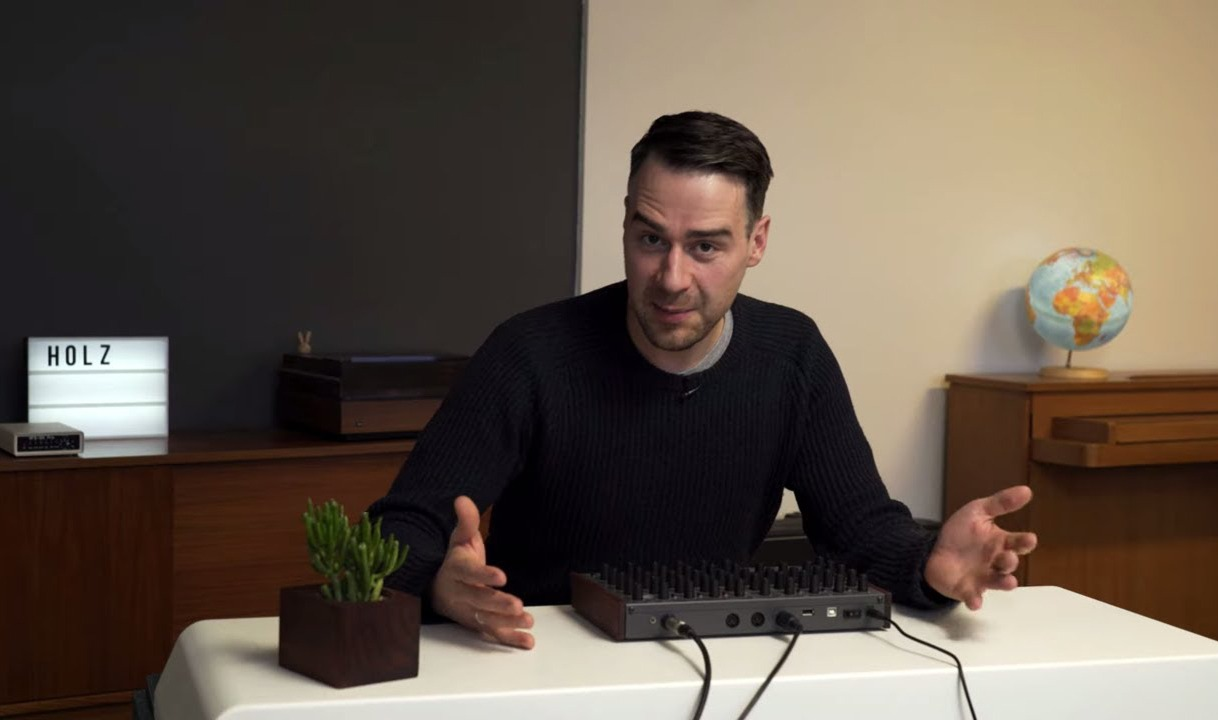 Stimming testet Synth Pro von MFB - DJ LAB