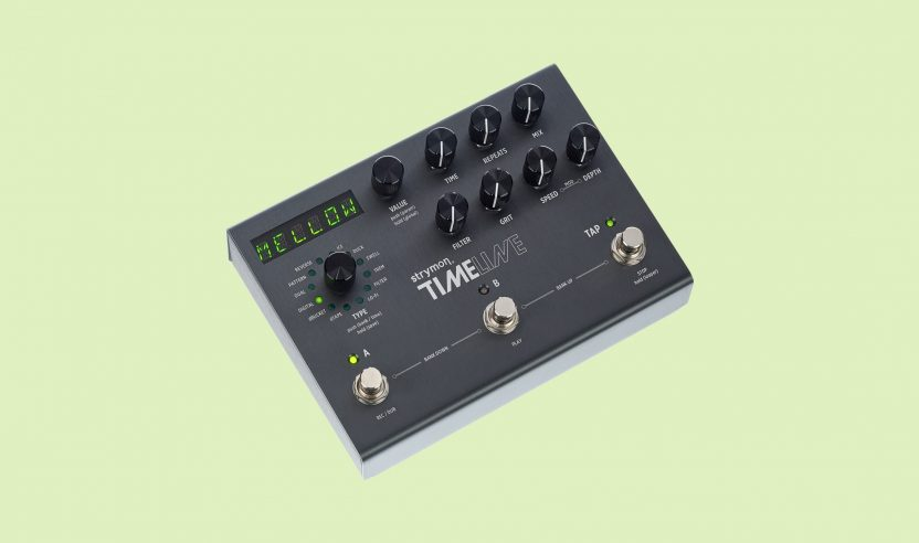 Test: Strymon Timeline / Delay-Effekt