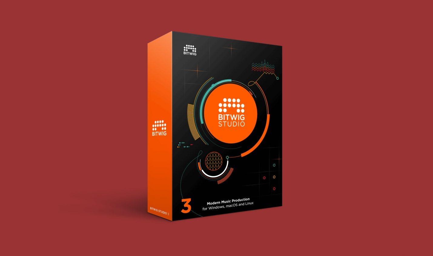 Verlosung: Bitwig Studio 3 zu gewinnen