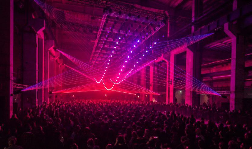 Deep Web: Kommunikationsströme aus Licht und Sound