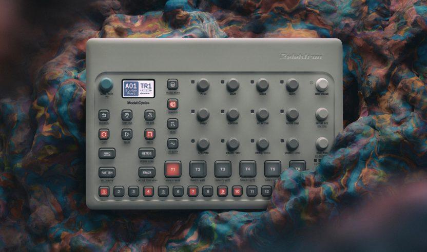 Model:Cycles ist die neue, günstige FM-Groovebox von Elektron