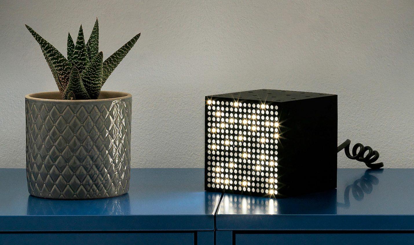 Ikea FREKVENS: Licht und Lautsprecher im Design von Teenage Engineering