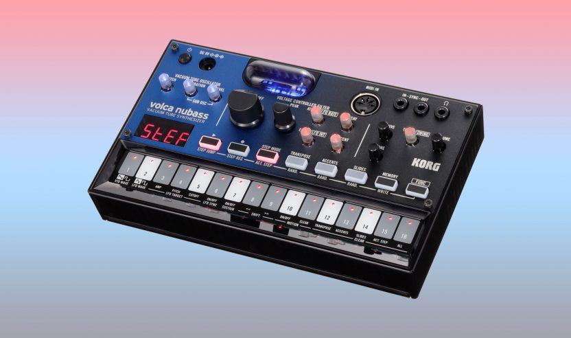 Test: Korg Volca Nubass / Analoger Bass Synthesizer