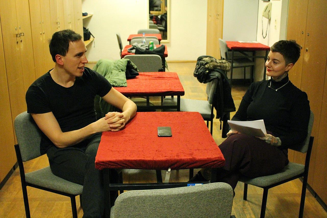 Martin Kohlstedt im Interview.