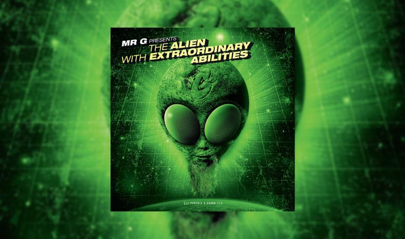 Review: Mr. G – The Alien With Extraordinary Abilities [Phoenix G.]