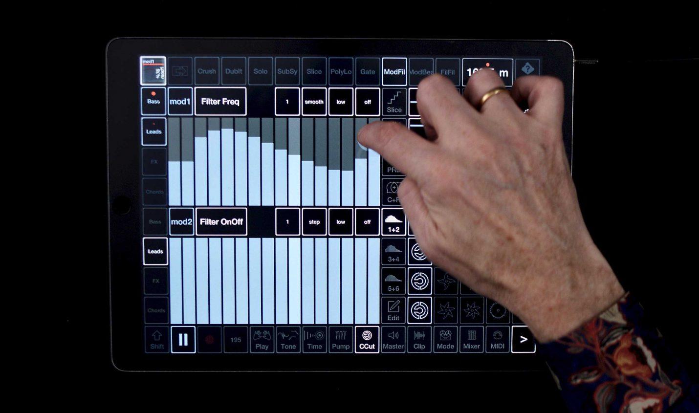 Ninja Tune: Neue Performance-App 'Jamm Pro'