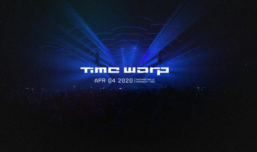 Time Warp 2020: Line-Up komplett