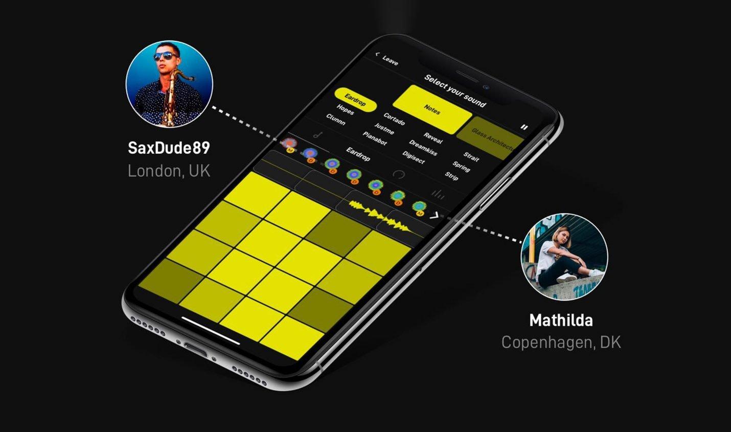 iOS-App: Endless lässt über die Distanz zusammen musizieren