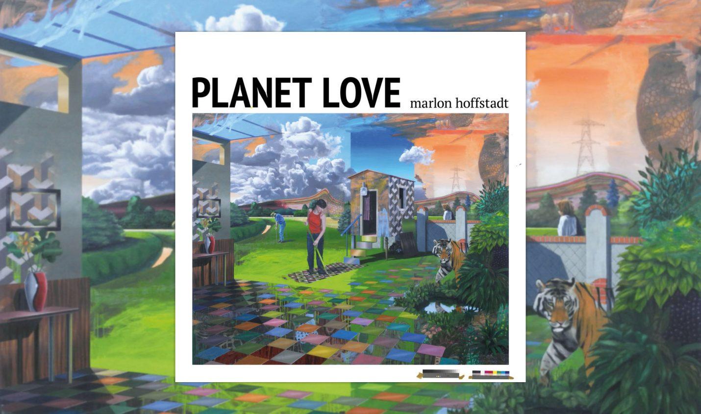 Review: Marlon Hoffstadt – Planet Love [Midnight Themes]