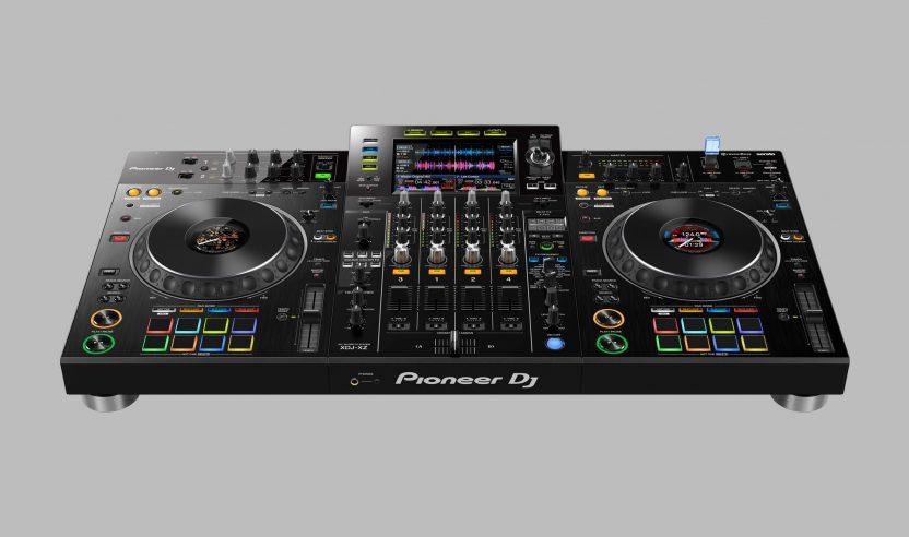 Serato DJ Pro Support für Pioneer DJ XDJ-XZ