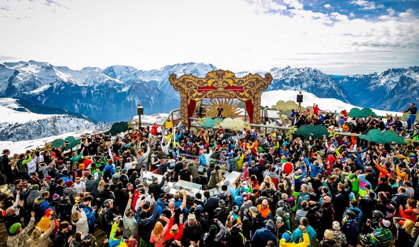 Coronavirus: Tomorrowland Winter 2020 abgesagt