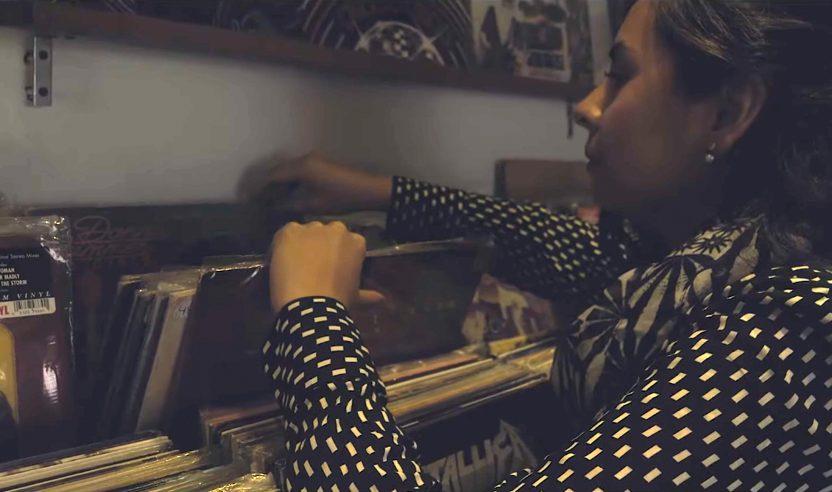 Kurzfilm über die Vinyl-Szene in Bogotá