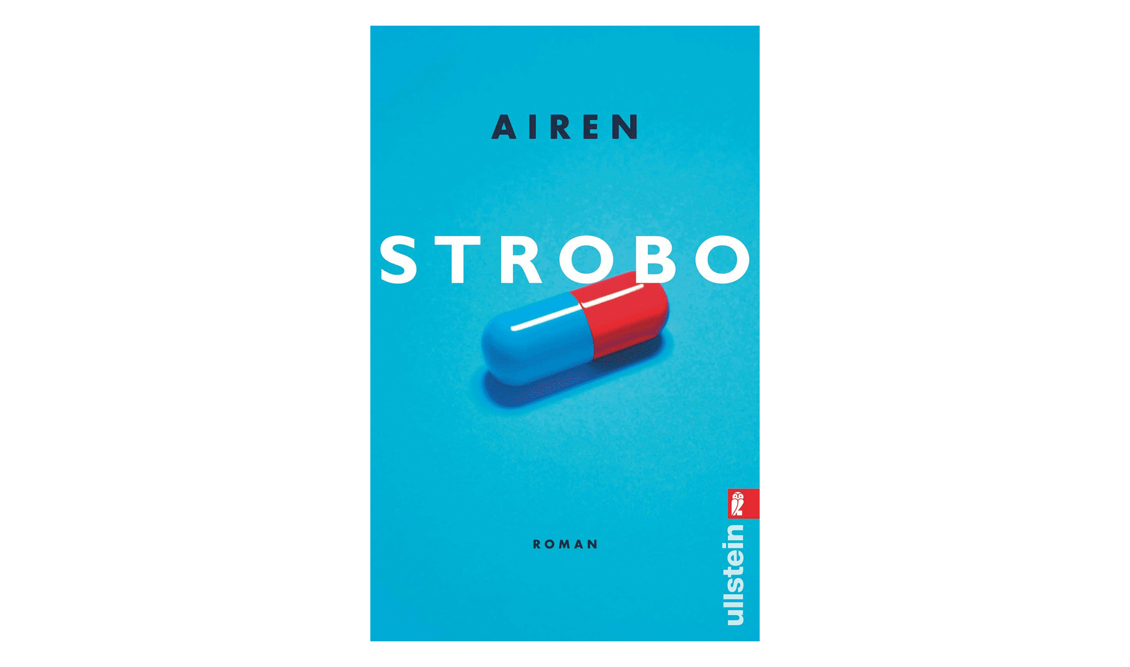 Techno Roman: Strobo (2009) von Airen.