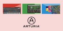 Arturia: 50% Rabatt auf Plugins