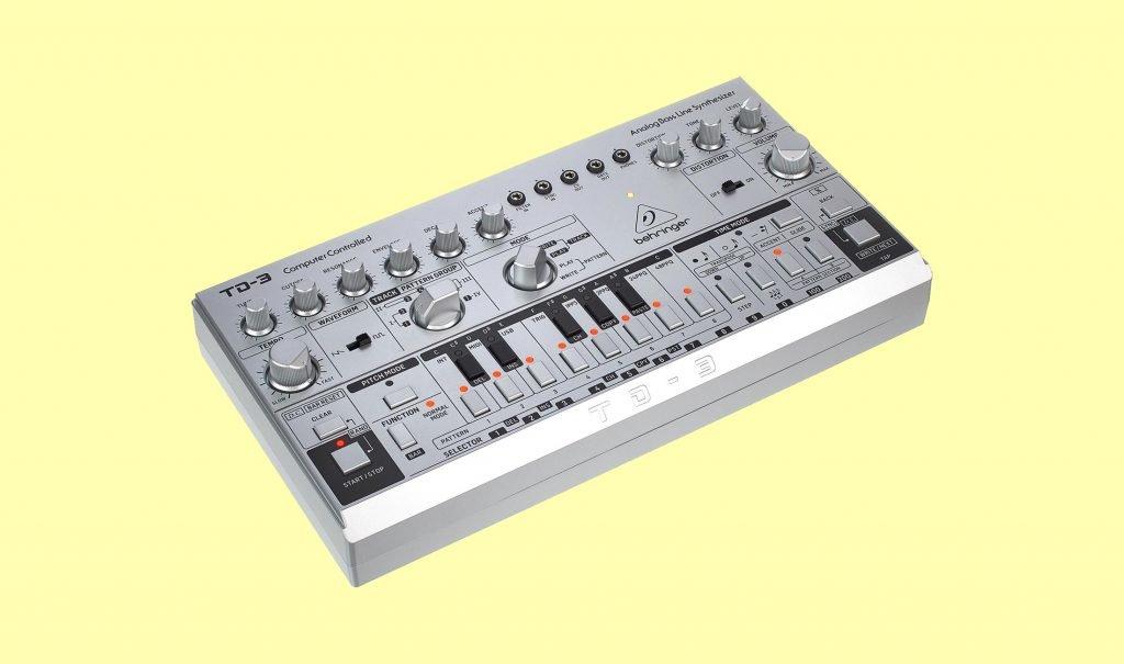 Test: Behringer TD-3 - DJ LAB
