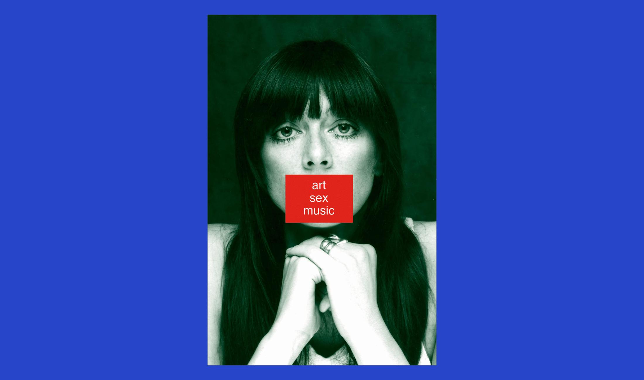 Techno Autobiographie: Art Sex Music von Cosey Fanni Tutti.