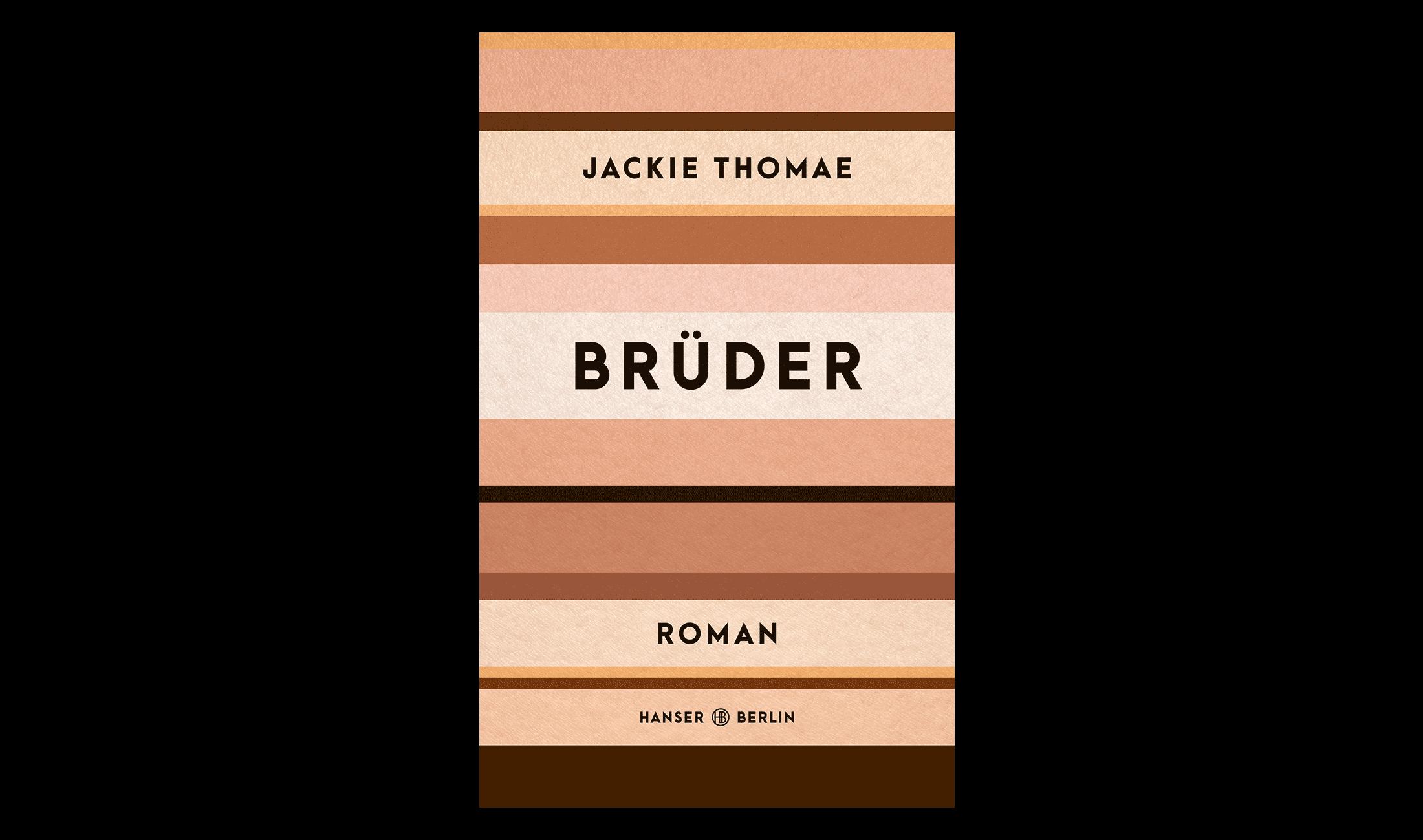 Techno ROman: Brüder (2019) von Jackie Thomae.