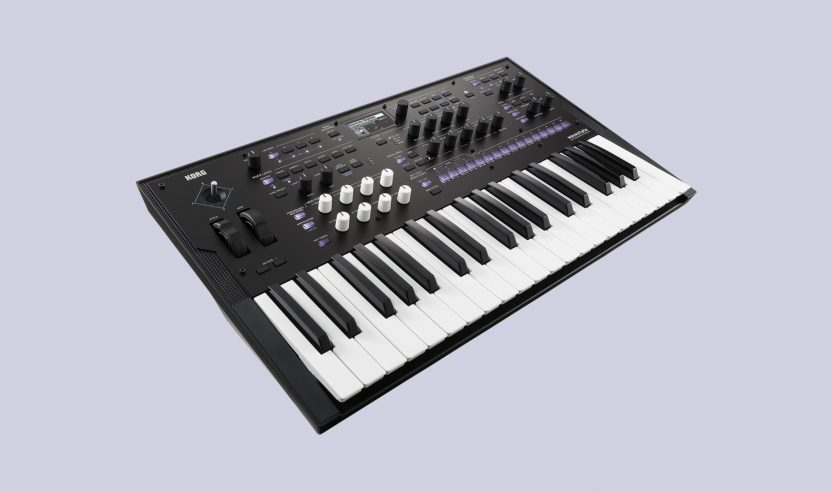 Test: Korg Wavestate / Wave Sequencing Synthesizer