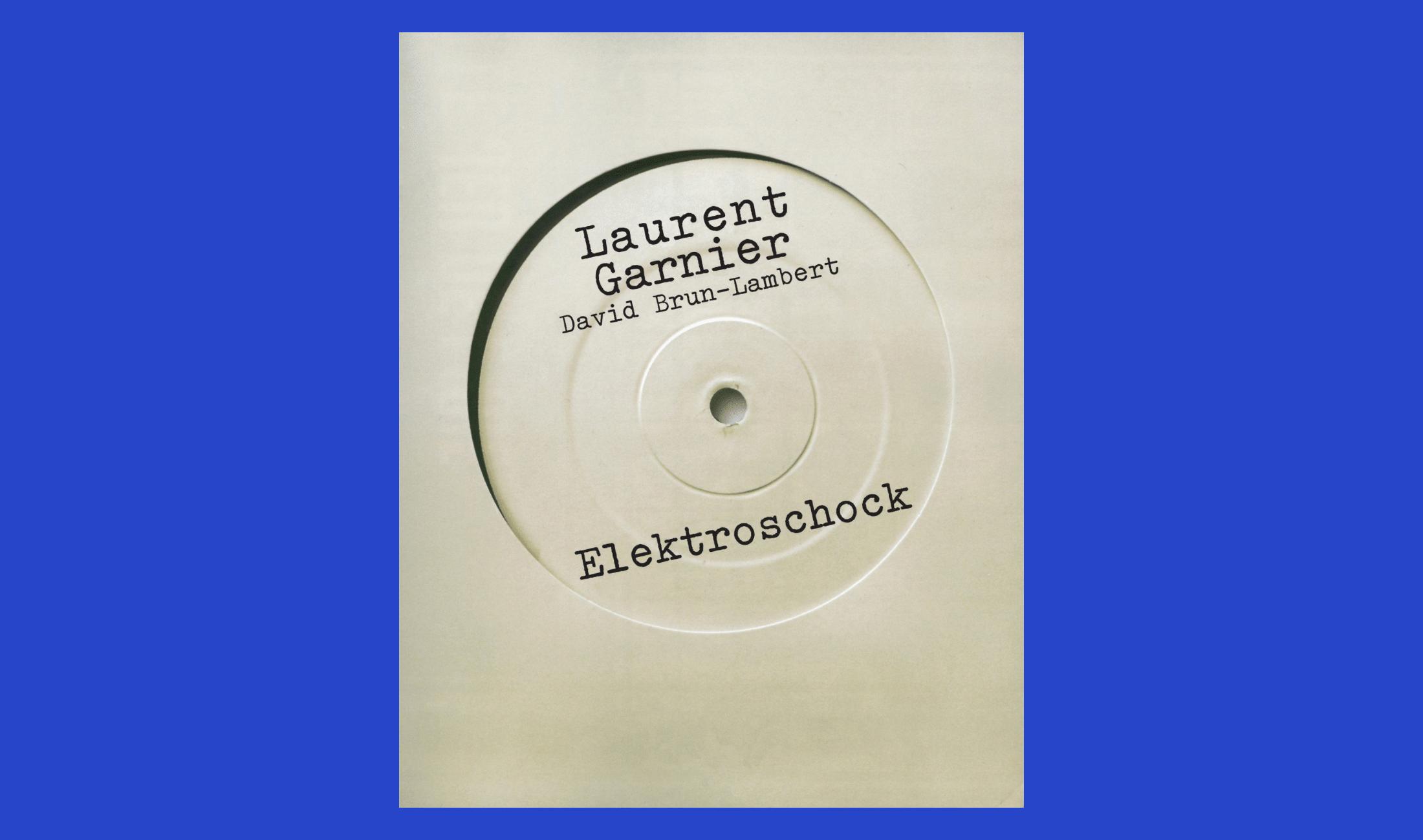 Techno Autobiographie: Laurent Garnier mit Elektroschock.