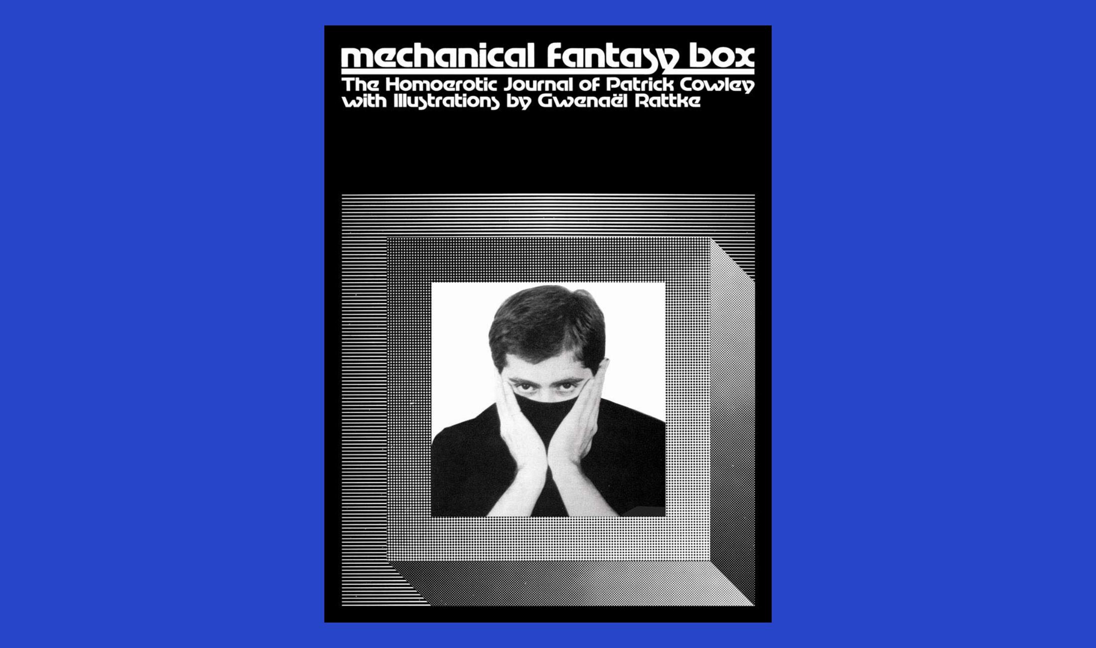 Techno Autobiographie: Mechanical Fantasy Box von Patrick Cowley