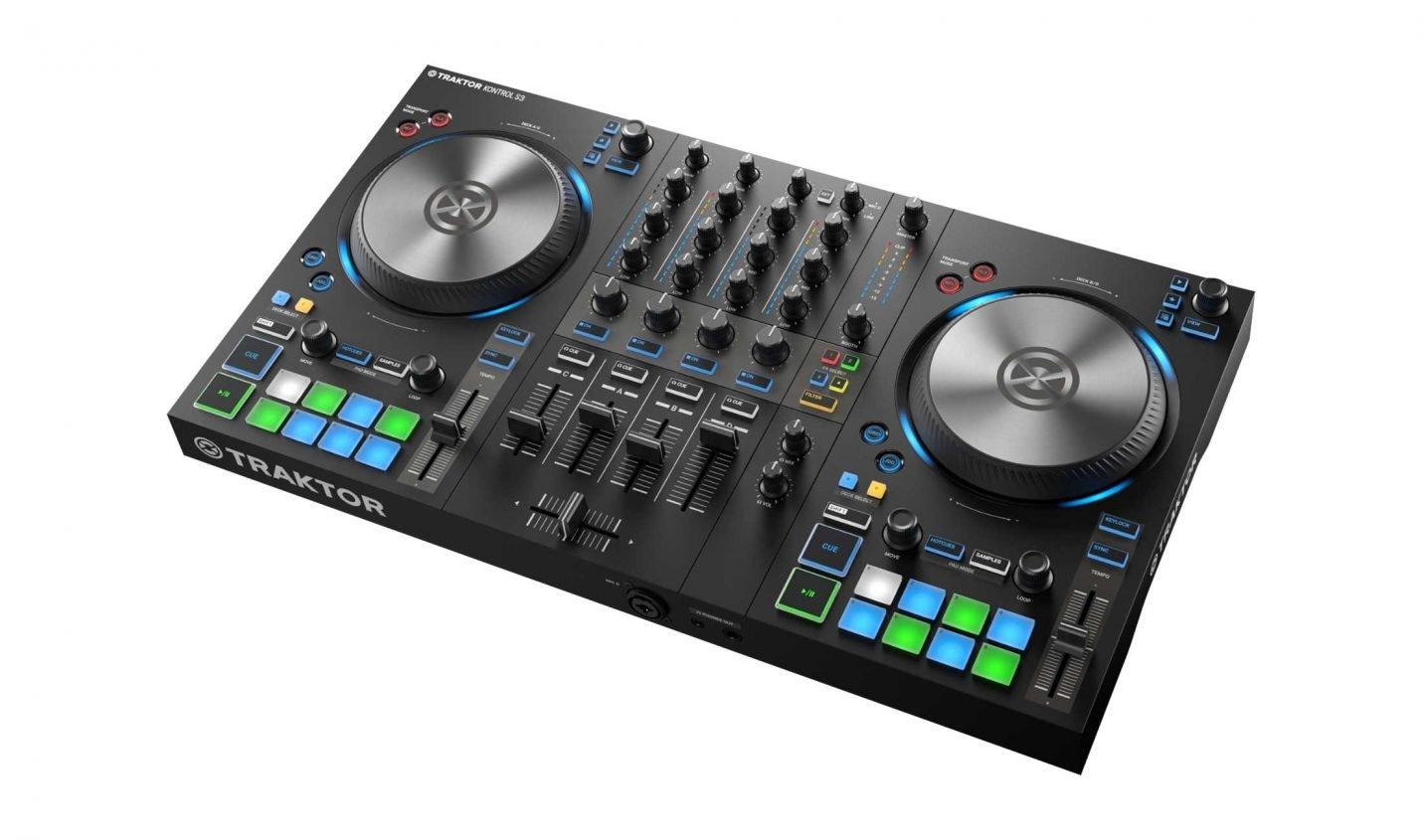 Test: NI Traktor Kontrol S3 / DJ-Controller
