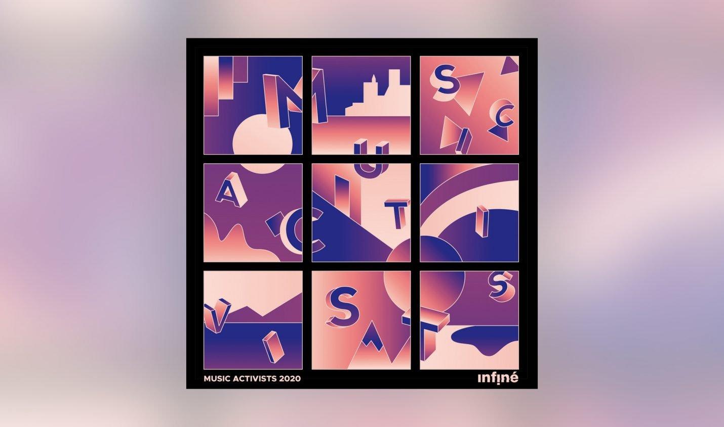 Music Activists 2020: Compilation mit 34 Tracks soll KünstlerInnen helfen