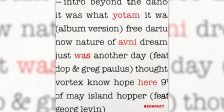 Review: Yotam Avni– Was Here [Kompakt]
