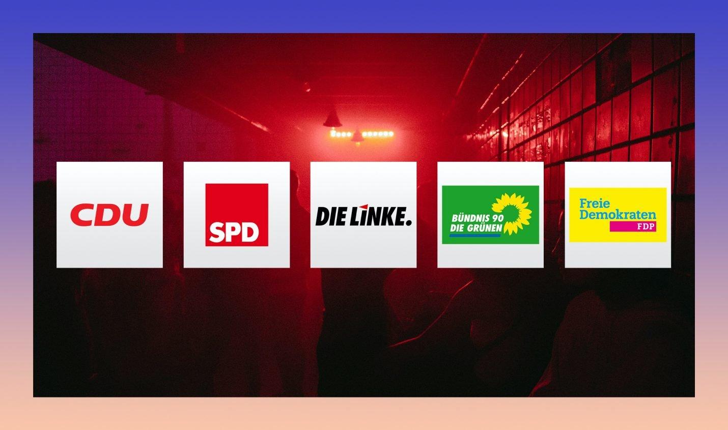 Clubkultur in der Coronakrise – und wie weiter? Berliner Politik im Interview.