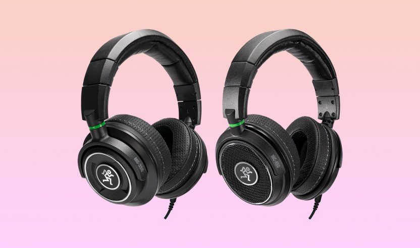 Test: Mackie MC-350 & MC-450