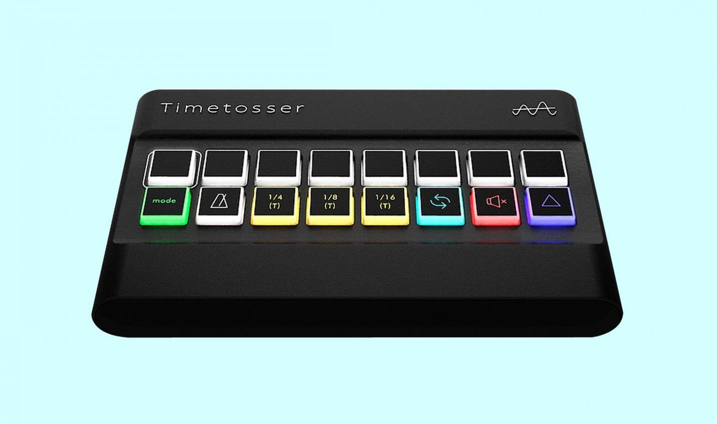 Kickstarter: Timetosser ist ein Slicer/Looper für DJ-Sets und Live-Performance