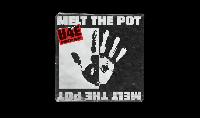 United For Equity: Soli-Sampler 'Melt The Pot' veröffentlicht