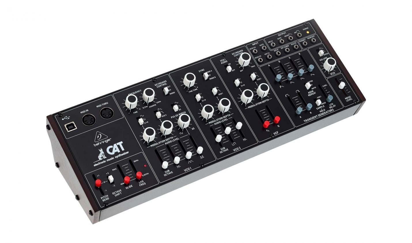 Test: Behringer CAT