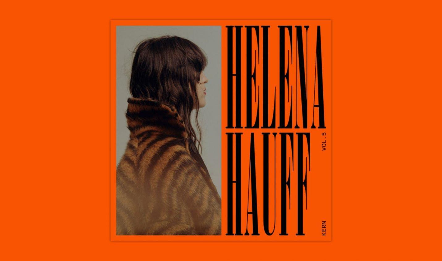 Review: Helena Hauff – Kern, Vol. 5 [Tresor]