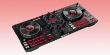 Test: Numark Mixtrack Platinum FX
