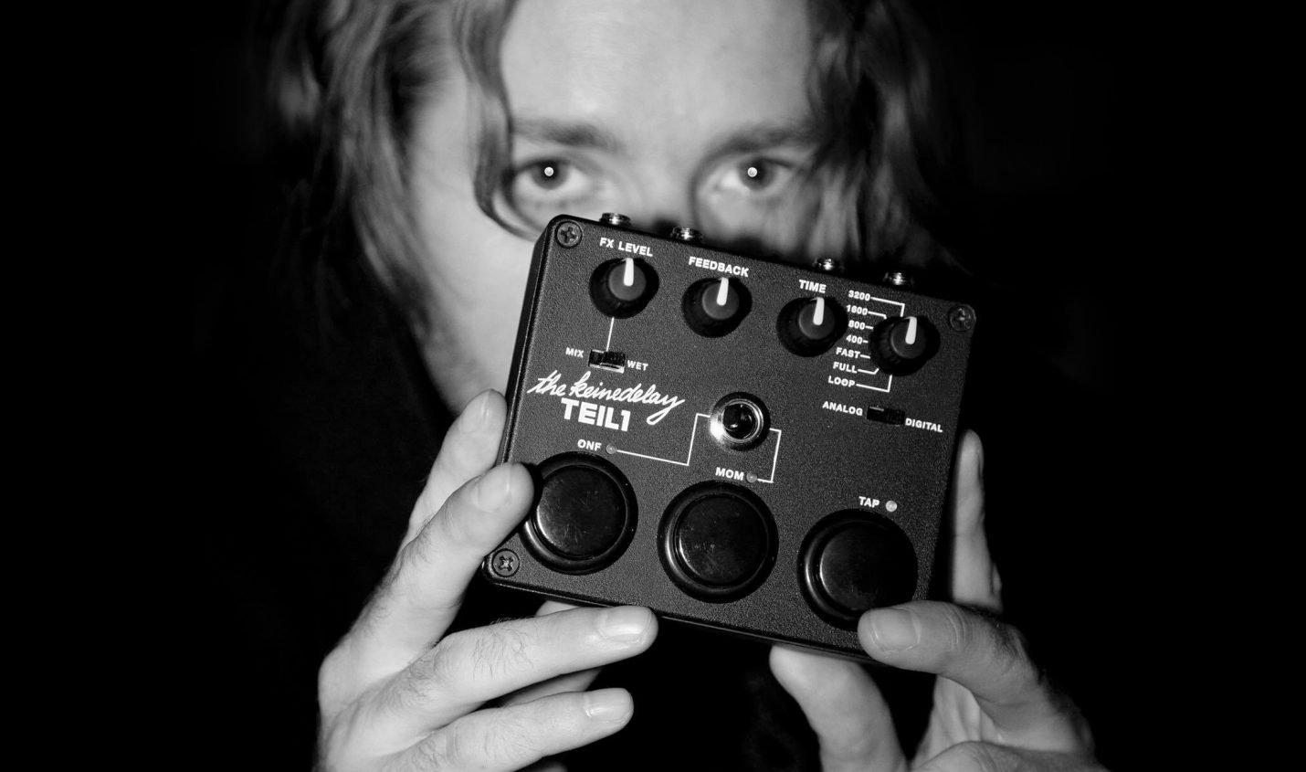 Interview: TEILE Elektronik / Effektgeräte für DJs & Producer