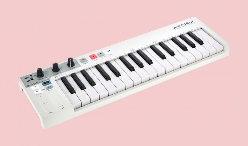 Test: Arturia KeyStep / MIDI-Keyboard-Controller