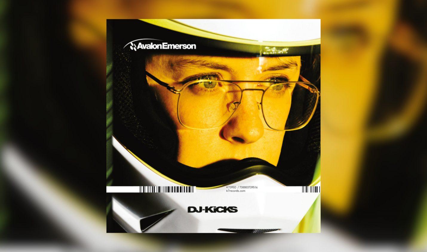 Neue DJ-Kicks von Avalon Emerson erscheint im September
