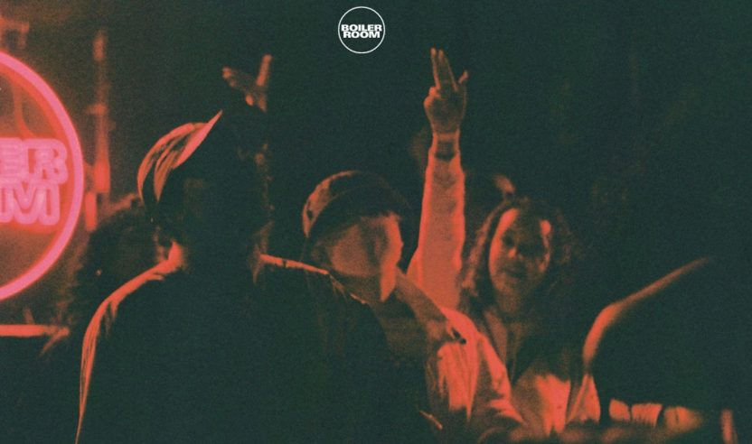 Boiler Room: 200 DJ-Sets und Radioshow auf Apple Music
