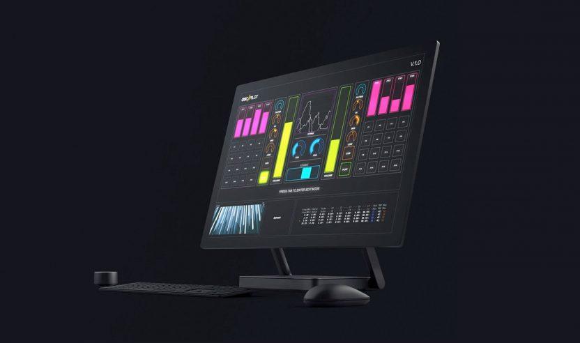 OSC/PILOT: Touchscreen-Controller für Musik und Visuals