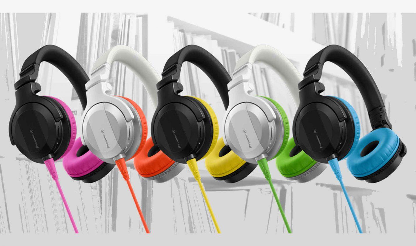 Neu: Pioneer DJ HDJ-CUE1 - DJ-Kopfhörer für EinsteigerInnen