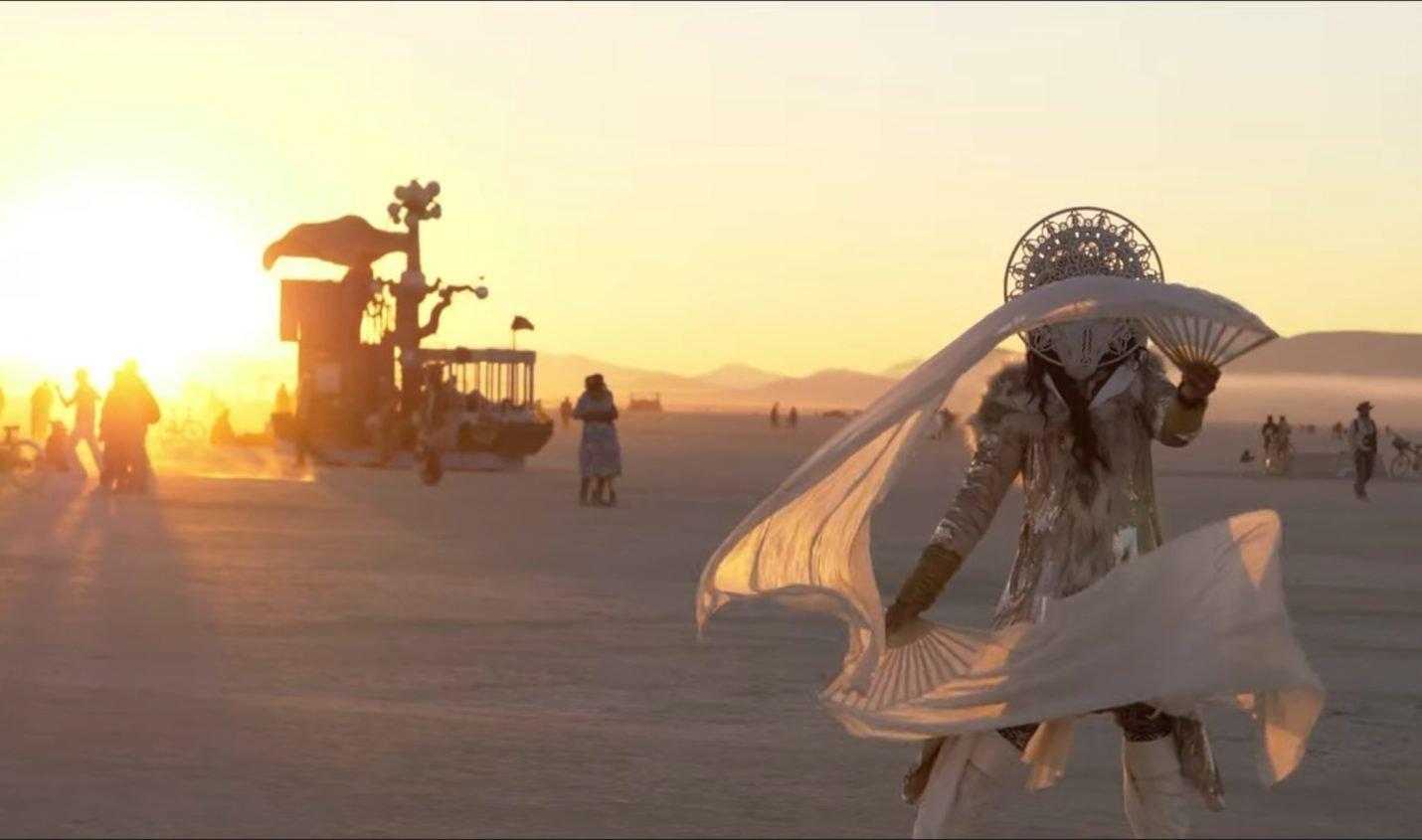 'Burning Man: Art on Fire' Dokumentation über das berühmte Festival