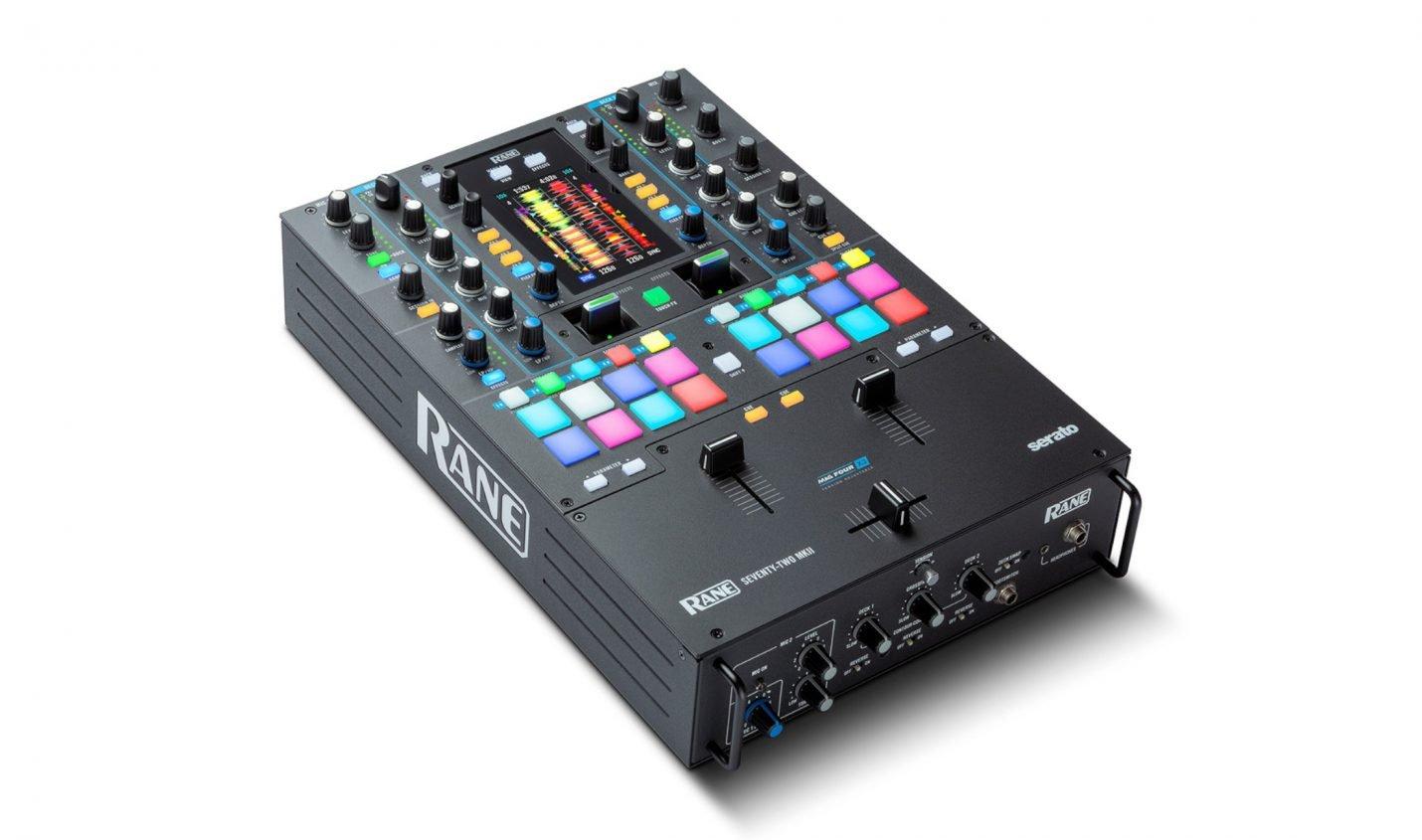 Rane DJ: Seventy-Two MK2 und Twelve MK2 vorgestellt