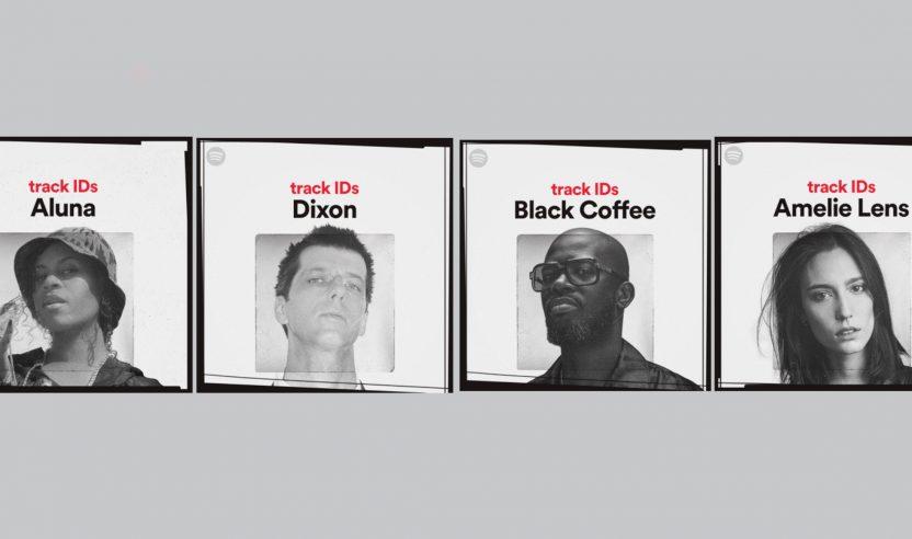 Spotify: Neue DJ-Playlists 'track IDs' widmen sich der Clubmusik
